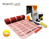 Complete WarmTouch Pro Electric Underfloor Heating Set - 160w