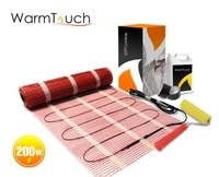 Complete WarmTouch Pro Electric Underfloor Heating Set - 200w