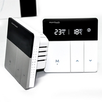 WarmTouch Thermostat for Underfloor Heating - Wifi and Alexa