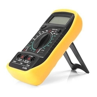 XL830 Digital Multimeter - Testing Underfloor Heating