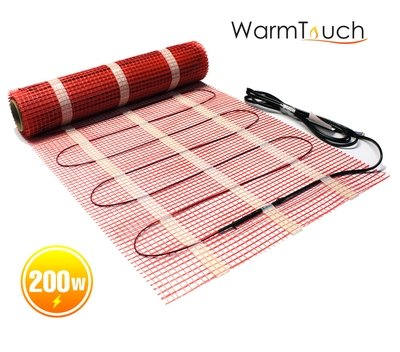 WarmTouch Pro Electric Underfloor Heating Mat - 200w